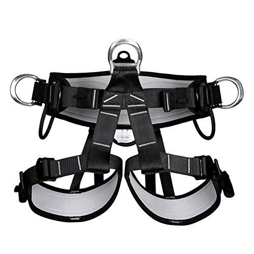 GYFHMY Cinturón arnés Escalar Medio Cuerpo, Asiento