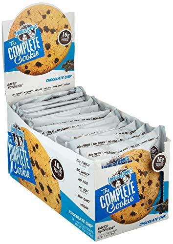 Lenny & Larry's Complete Cookie Proteinkeks Proteinriegel Eiweiß - Choco Chip - Schokostückchen 12x113 g
