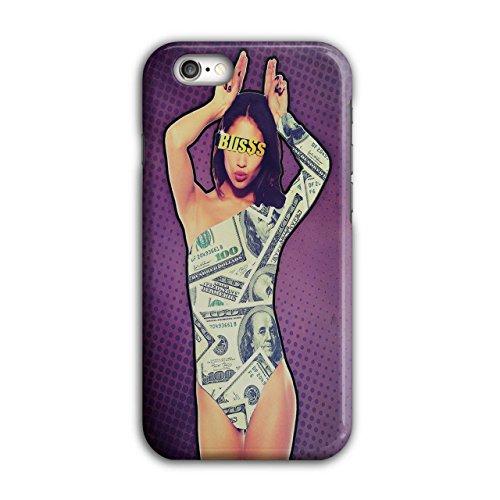 Geld Mädchen Körper Mode Geld Kleid iPhone 6 / 6S Hülle   Wellcoda