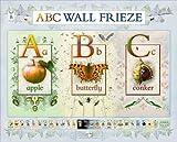 Nature Alphabet Frieze