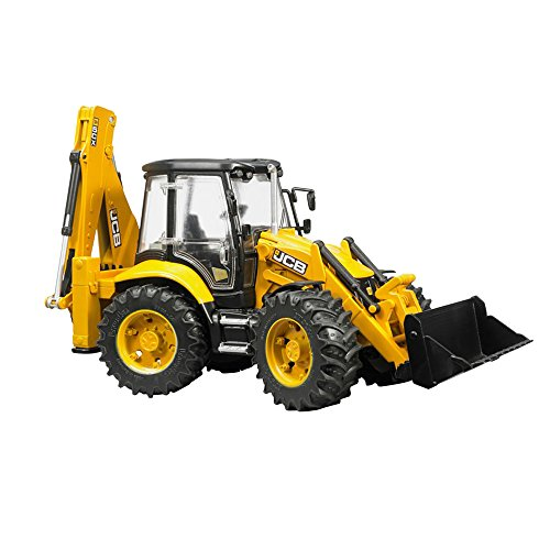 Image of Bruder JCB 5CX Eco Backhoe Loader