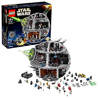 LEGO Star Wars 75159 Death StarTM (B01D9QON2W) | Amazon Products