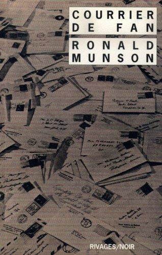Courrier de fan par Ronald Munson