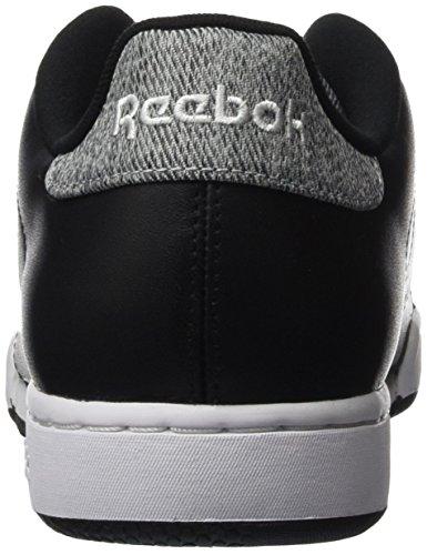 Reebok Unisex-Erwachsene Npc Rad Pop Low-Top Schwarz (Black/White)