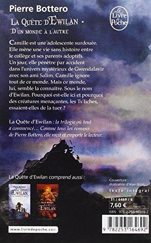 D'un monde à l'autre (La Quête d'Ewilan, Tome 1)