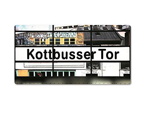 Magnet / Kühlschrankmagnet Nr8054 von tom bäcker - BERLIN ++ KOTTBUSSER TOR ++ U-Bahnhof - U-Bahn-Station - U8 - U1