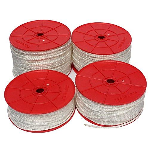 Preisvergleich Produktbild Viviance 100M Nylon Pull Starter Recoil Start Cord Rope Für Rasenmäher 2.5Mm 3, 5Mm 4Mm 4, 5Mm - 2, 8Mm