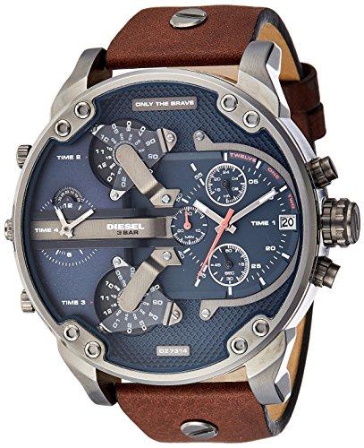 cd4077bc5872 Reloj Diesel Mr. Daddy Dz7314 Hombre Azul de Diesel - Regalopia.com