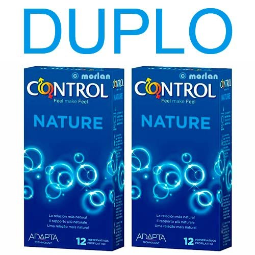 Control Nature Pack - 24 unidades