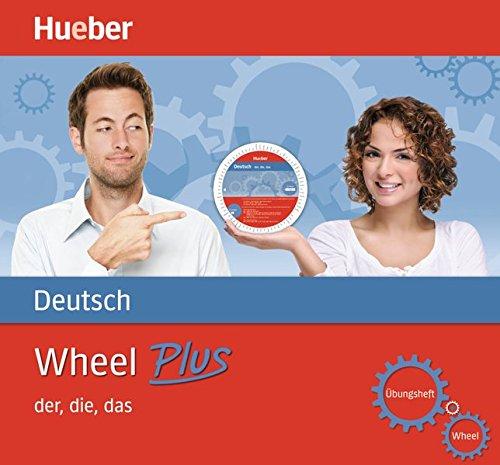 Deutsch – der, die, das: Wheel Plus – Deutsch – der, die, das