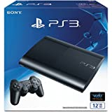 Sony PS3 Playstation 3 12 GB Console wit...