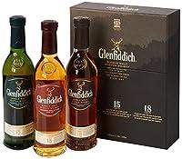 Glenfiddich Malt Scotch Whisky Taster Gift Pack, 3 x 20 cl by Glenfiddich