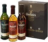 Glenfiddich Malt Scotch Whisky Taster Gift Pack, 3 x 20 cl