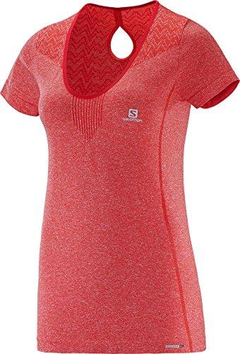 Salomon ,  Scarpe da trail running donna rosso XS - rosso