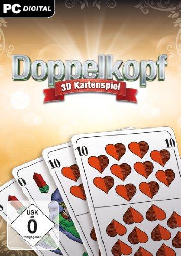 Doppelkopf 3D Kartenspiel
