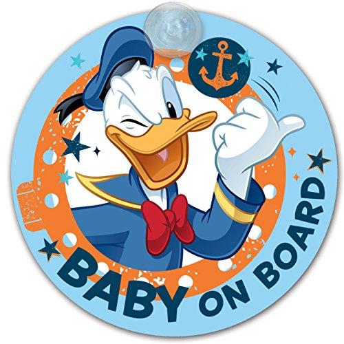 Preisvergleich Produktbild Disney 25030–Signal Auto, Motiv Donald Duck