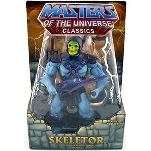 Masters Of The Universe Heman Classics Exclusive Action Figure Skeletor