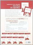 Image de CUADERNOS PRÁCTICOS DE AJEDREZ 2. COMBINACIONES ESPECTACULARES (Cuadernos Practicos Ajedre)