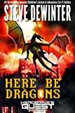 Here Be Dragons (Herobrine's Quest Book 4)
