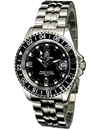 Diver watch with Automatic movement and 24h hand T0082
