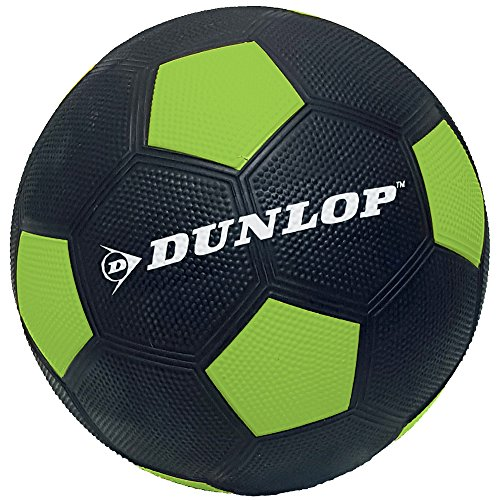 Fußball gummiert verschiedene Farben griffig mit Noppen Spiel Ball Größe 5 Indoor Outdoor (Grün) Wilson Fußball Grün