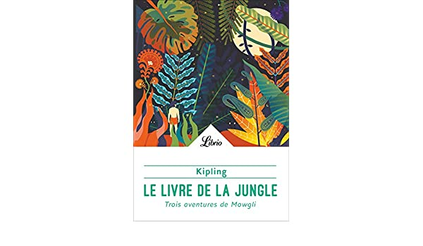 Le Livre De La Jungle Librio Litterature T 1257 Ebook