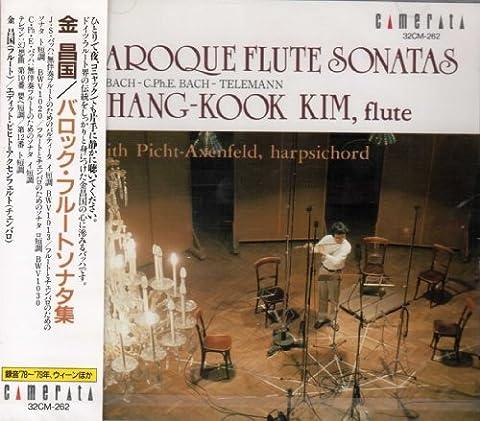 Barocke Flötensonaten
