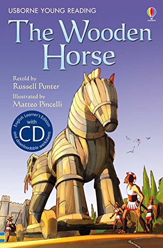 The Wooden Horse [Book with CD] (Young Reading Series 1)