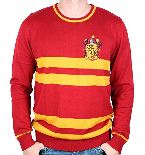 HARRY POTTER - Pull Over - Gryffindor School Uniform (XXL) : TShirt