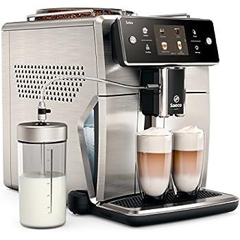 saeco xelsis sm7685 00 kaffeevollautomat innovativer touchscreen edelstahl. Black Bedroom Furniture Sets. Home Design Ideas