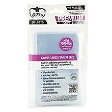 Ultimate Guard Premium Doux Pochettes pour Cartes de Tarot (Lot de 50)