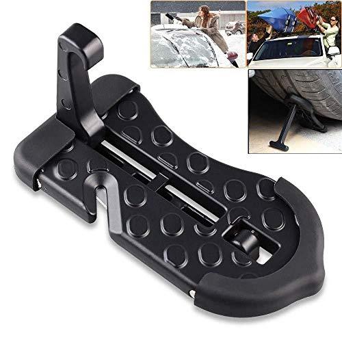 YYANG Auto-Dach-Tür-Pedal Multifunktionsauto-Tür-faltende Leiter Mit Sicherheitshammer-Funktion