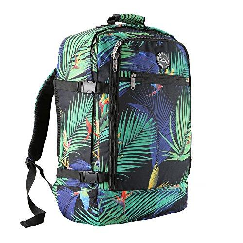 Cabin Max - Sac à dos et bagage à mains pour cabine- capacité brute de 44l… (Paradis)