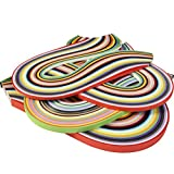 26 Farben 1040 Strips Papier Quilling
