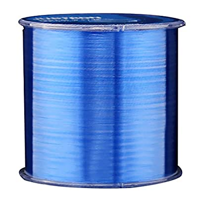 Nylon Fishing Line, Fansport Fishing Line Super Strong Abrasion Resistant Monofilament Line by Fansport