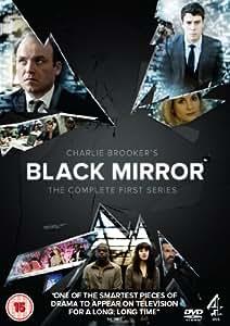 Charlie Brooker's Black Mirror - Series 1 [DVD] [Import anglais]