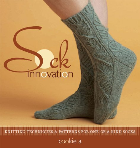 Sock Innovation: Knitting Techniques and Patterns for One-of-a-kind Socks (English Edition) -