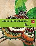Ciencias de la naturaleza. 6 Primaria. Savia - 9788467575859