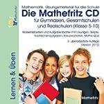 Die Mathefritz CD für Gymnasien, Gesa...