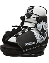 Jobe Bindungen Unit Bindings - Botas de wakeboarding, color negro, talla 11/14