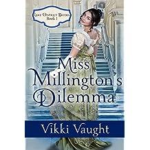 Miss Millington's Dilemma (Lake District Brides Book 1) (English Edition)