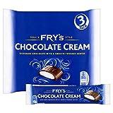 Fry's Chocolate Cream 3 x 49g