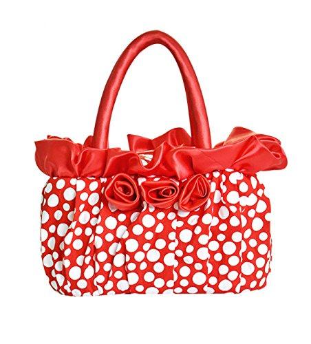 LAIDAYE Damen-Temperamentpaket-Art Und Weisedamen-Abendbeutel-Handtaschenhandtasche 5