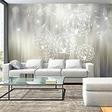 murando - Fototapete 350x256 cm - Vlies Tapete - Moderne Wanddeko - Design Tapete - Wandtapete - Wand Dekoration - Pusteblume Blumen Natur b-A-0280-a-b