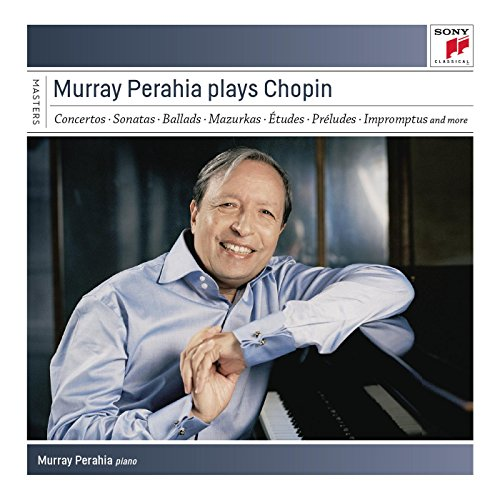 Murray Perahia Plays Chopin