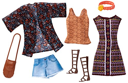 Mattel Barbie Fashion Pack (Set Of 2) (Dwg40)