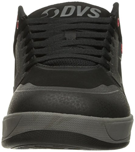 DVS APPARELEnduro X - Scarpe da Ginnastica Basse Uomo Black/Black/Red
