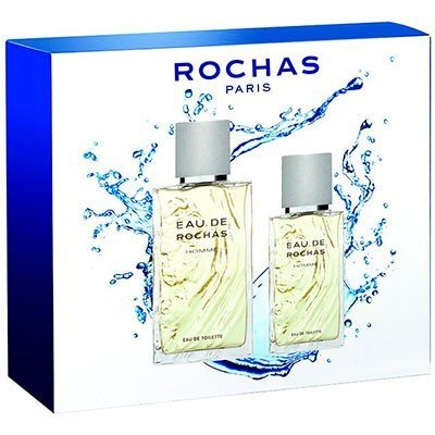 Rochas Eau De Homme Set d'Acqua di Colonia e Balsamo Dopobarba - 225 ml