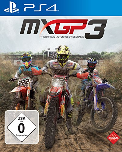 MXGP3 - The Official Motocross Videogame - [Playstation 4]