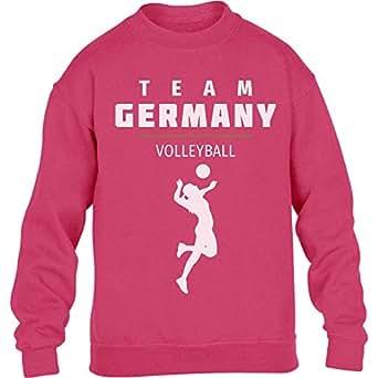 Team Germany Damen Volleyball Fanartikel Rio Youth Kids Sweatshirt